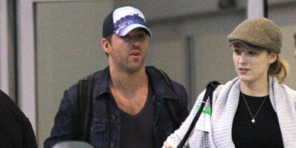 Blake Lively and Ryan Reynolds Arrive in New Orleans For a Selfless Project