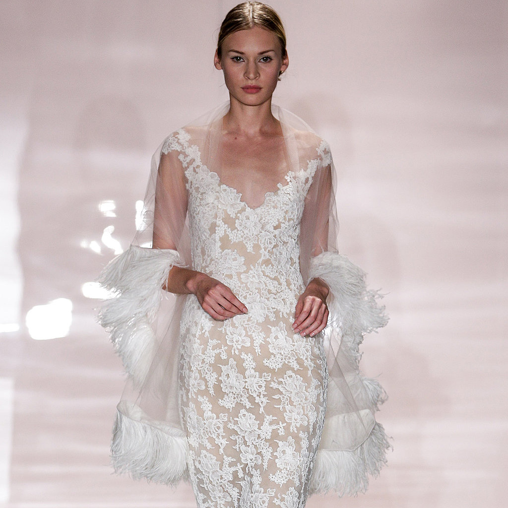 Reem Acra Bridal Fall 2014 | Pictures