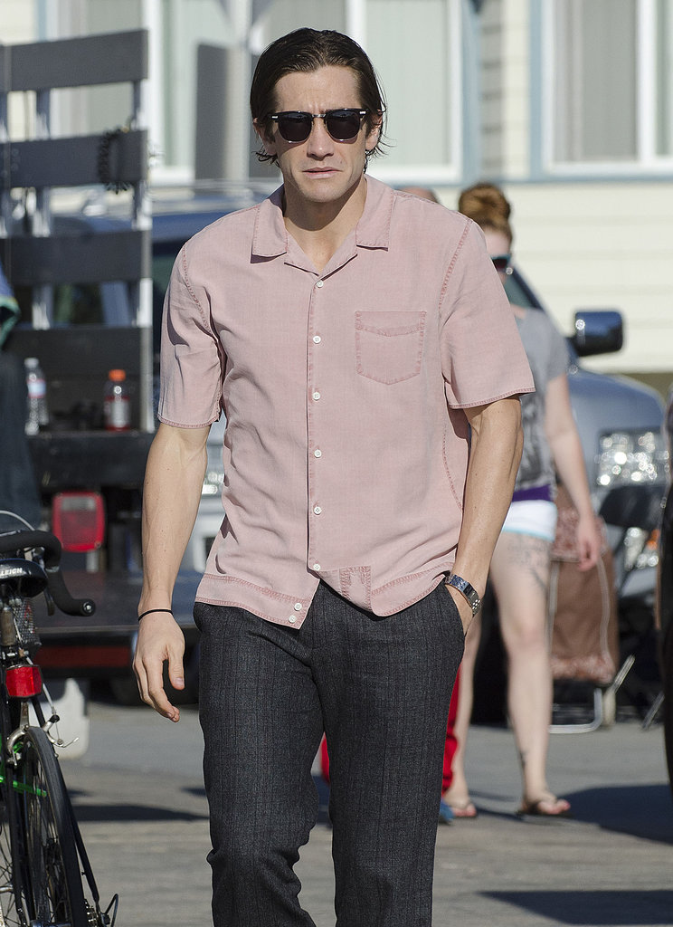 Jake Gyllenhaal Weight Loss For Nightcrawler | Pictures ...
