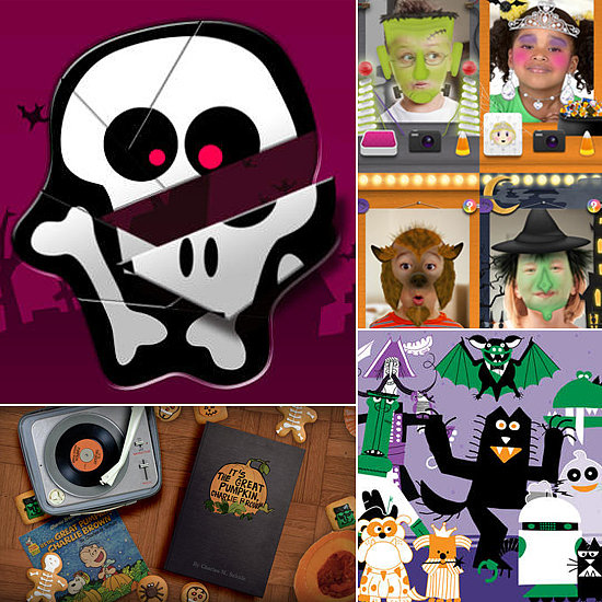 20 Spooktacular Halloween Apps Just For Tots