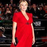 Kate Winslet Labor Day Red Carpet Style