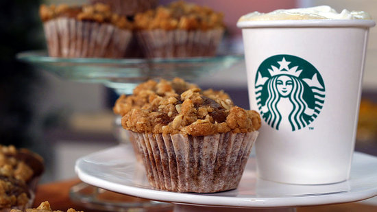 You Can Now Eat Your Pumpkin Spice Latte, Thanks to These Muffins