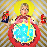 DIY Matryoshka Costume (Russian Nesting Dolls) With Evelina Barry