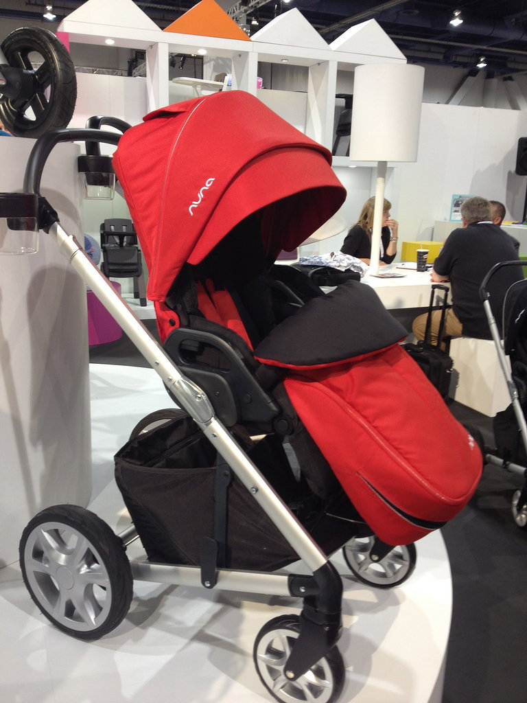 The Nuna Ivvi Luxx is the company's largest and most sturdy stroller, with a reversible seat, several layers of fabric that can be added or removed based on the weather, and a one-handed recline.