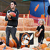 Celebrities at the Pumpkin Patch For Halloween 2013