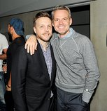 Ariel Foxman hosted the Project Nathanael Back to School Soiree with guests including Paul Robertson.