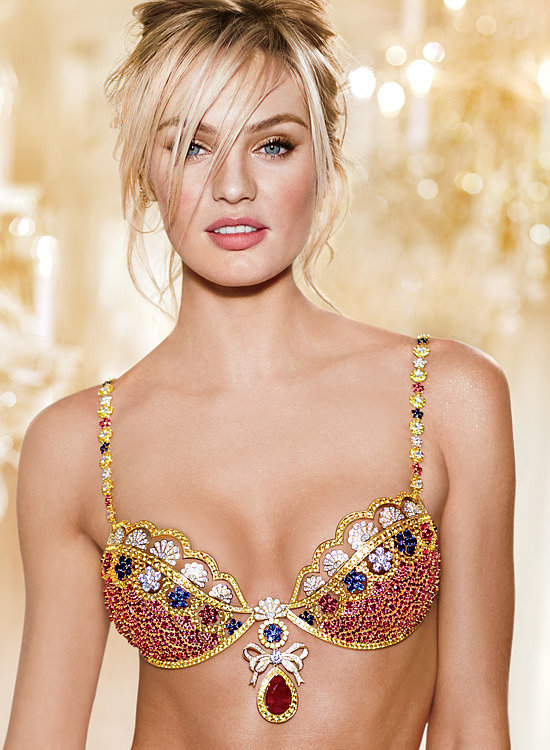 Only 5 Days Until a $10 Million Bra Hits the Runway!