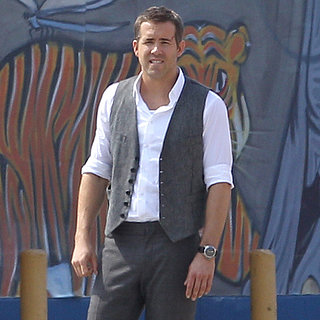 Ryan Reynolds Filming Selfless in New Orleans