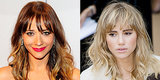 60+ Trendy Bangs For All Face Shapes and Hair Textures