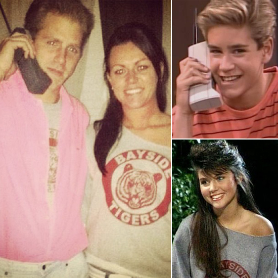 Kelly kapowski and zack morris kiss