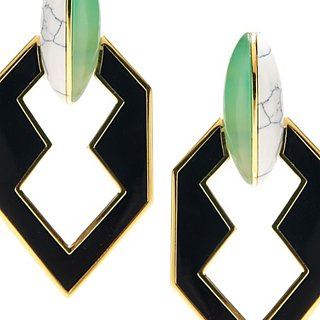 Eddie Borgo Peaked Link Earrings | Review