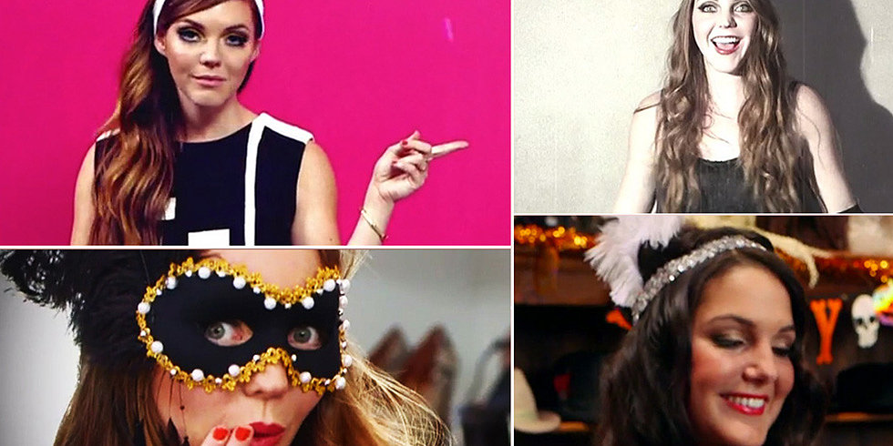 6 Last-Minute DIY Halloween Costume Ideas!