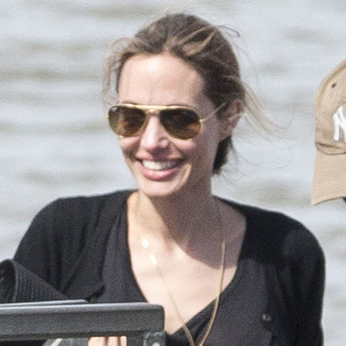 Angelina Jolie Working on Unbroken in Australia