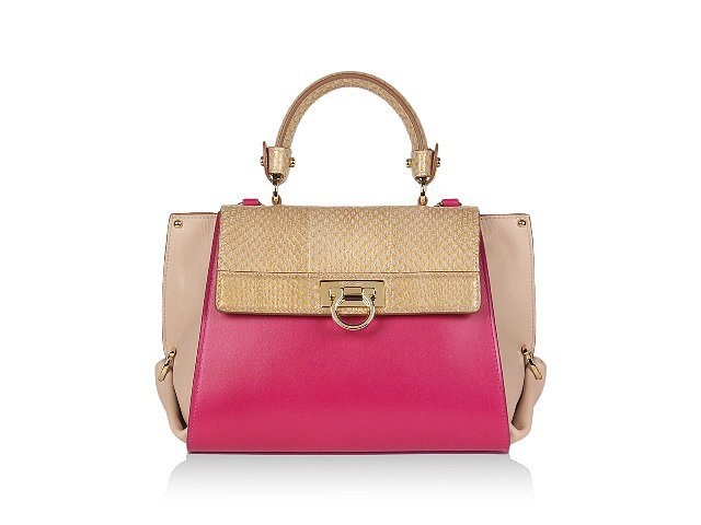 A handbag from Salvatore Ferragamo's Hollywood collection. Photo courtesy of Salvatore Ferragamo