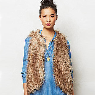 Fall Texture: Faux-Fur Vests