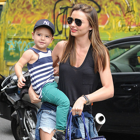 Miranda Kerr and Flynn Bloom's Halloween Plans