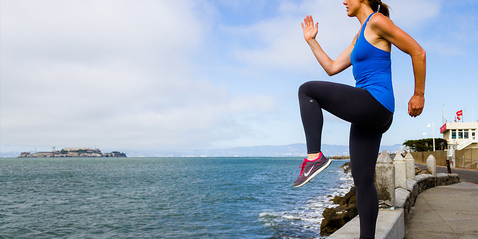 Stop and Give Us 20! A Strength-Training Workout For Your Next Run