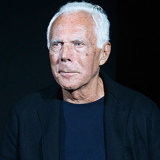 Giorgio Armani New York Times Interview 2013