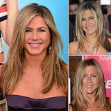 Who: Jennifer Aniston The look: A supersleek blowout America's sweetheart is known for her gorgeously golden locks, which are always blown out to perfection. And with hair that beautiful, Jen doesn't need much by way of makeup.