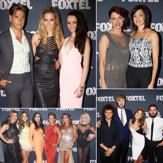 Foxtel Presents 2014 Plans at Star-Studded Event in Sydney
