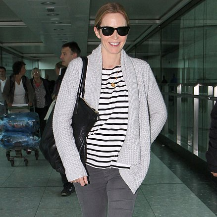 Celebrity Fall Maternity Fashion