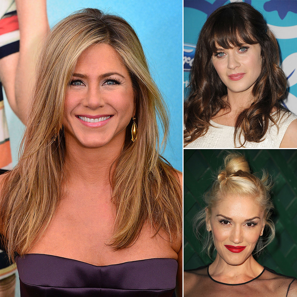 20 Stars With a Signature Beauty Look