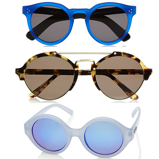 Shop: Ten Round-Eye Sunglasses To Try For Spring