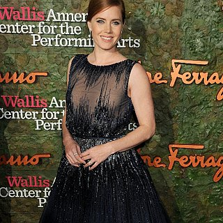 Wallis Annenberg Ferragamo Red Carpet Style