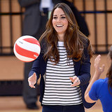 Kate Middleton Can Even Make Gym Hair Look Good