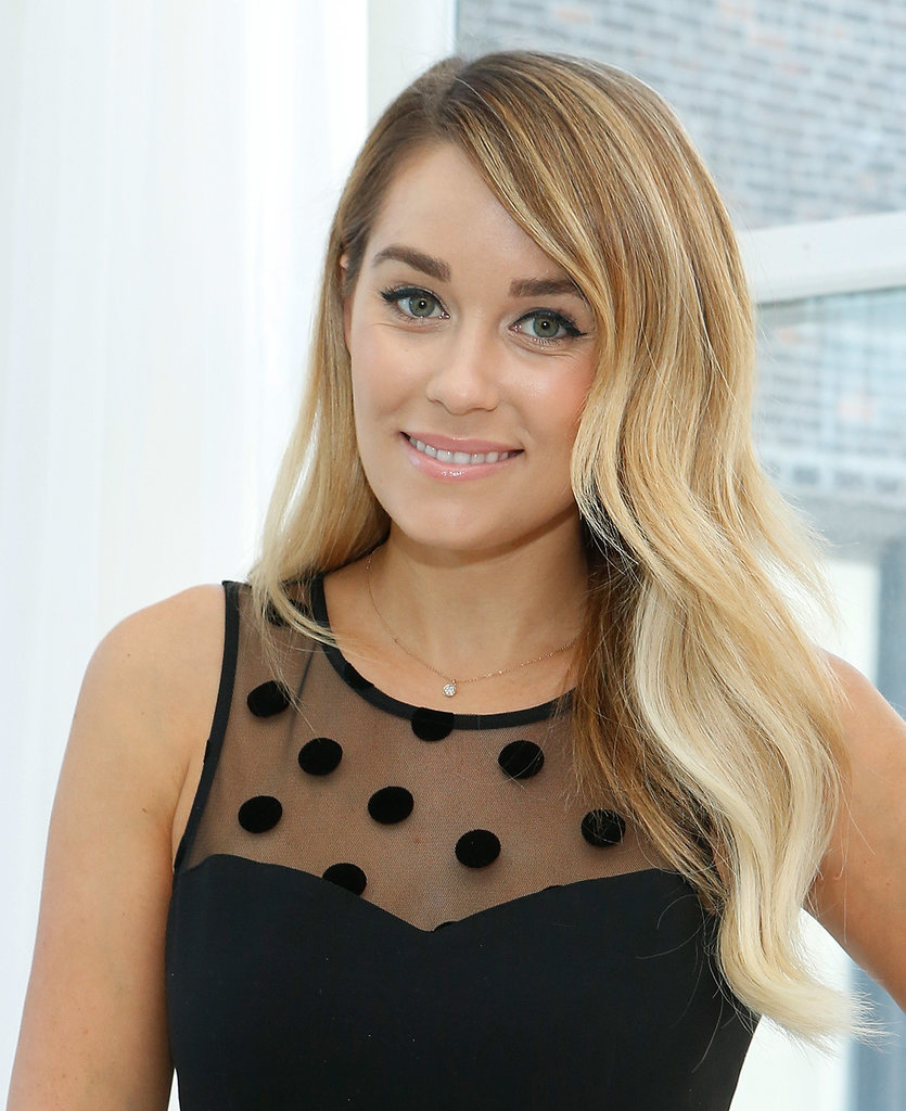 Lauren Conrad got engaged this week, and her beauty retrospective was the most commented post on Google+.