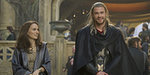 Watch Natalie Portman and Kat Dennings Ham It Up in Thor: The Dark World