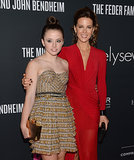 Kate Beckinsale brought her daughter, Lily Sheen, to The Pink Party in LA.