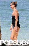 Kate Moss Is Living the Bikini Life