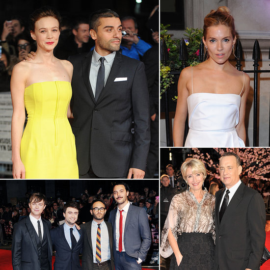 It's Been a Star-Studded Couple of Weeks at the London Film Festival
