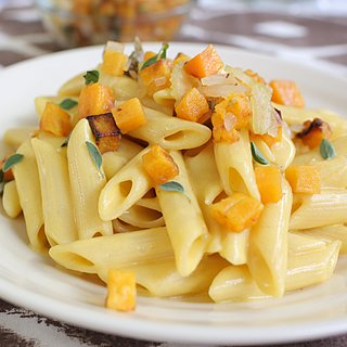 Pasta With Butternut Squash Sauce Recipe | Video