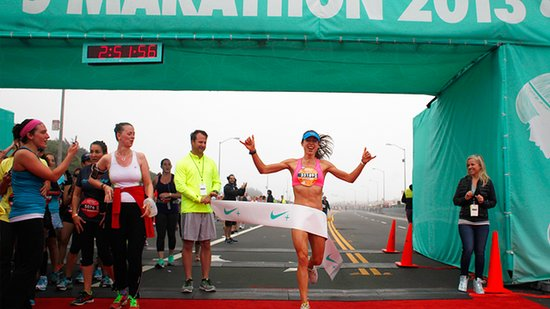 Rock the Finish Line Like a Pro — Advice For Postmarathon Recovery