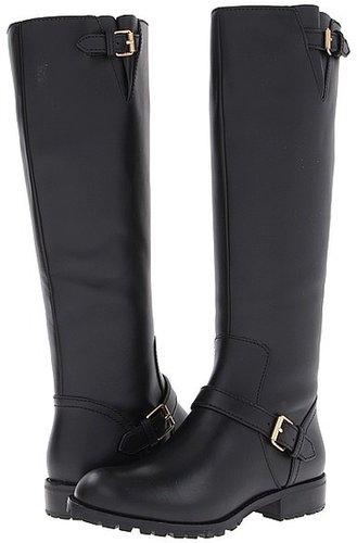 Marc by Marc Jacobs - Heavy Calf Moto Knee-High Boot (Black) - Footwear