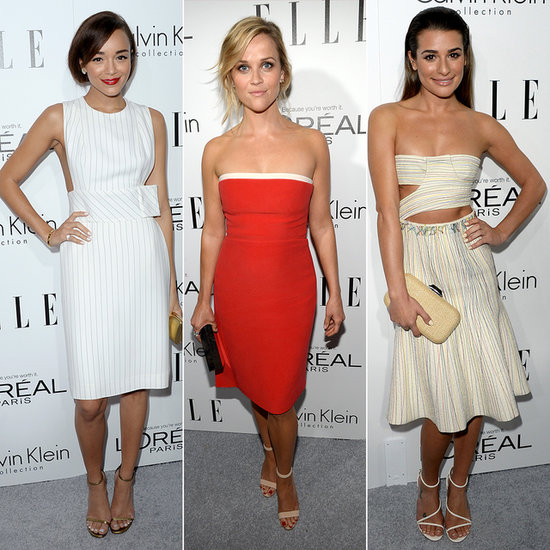 Red Carpet: A-List Outfits At The Elle Women In Hollywood Launch