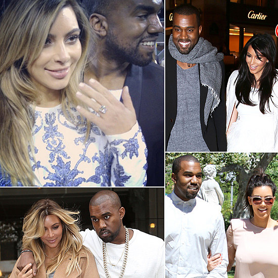 Kim and Kanye's Sweetest Moments!