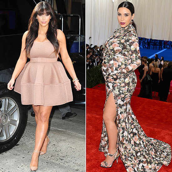 Recap Newly-Engaged Kim Kardashian's Buzziest Style Moments