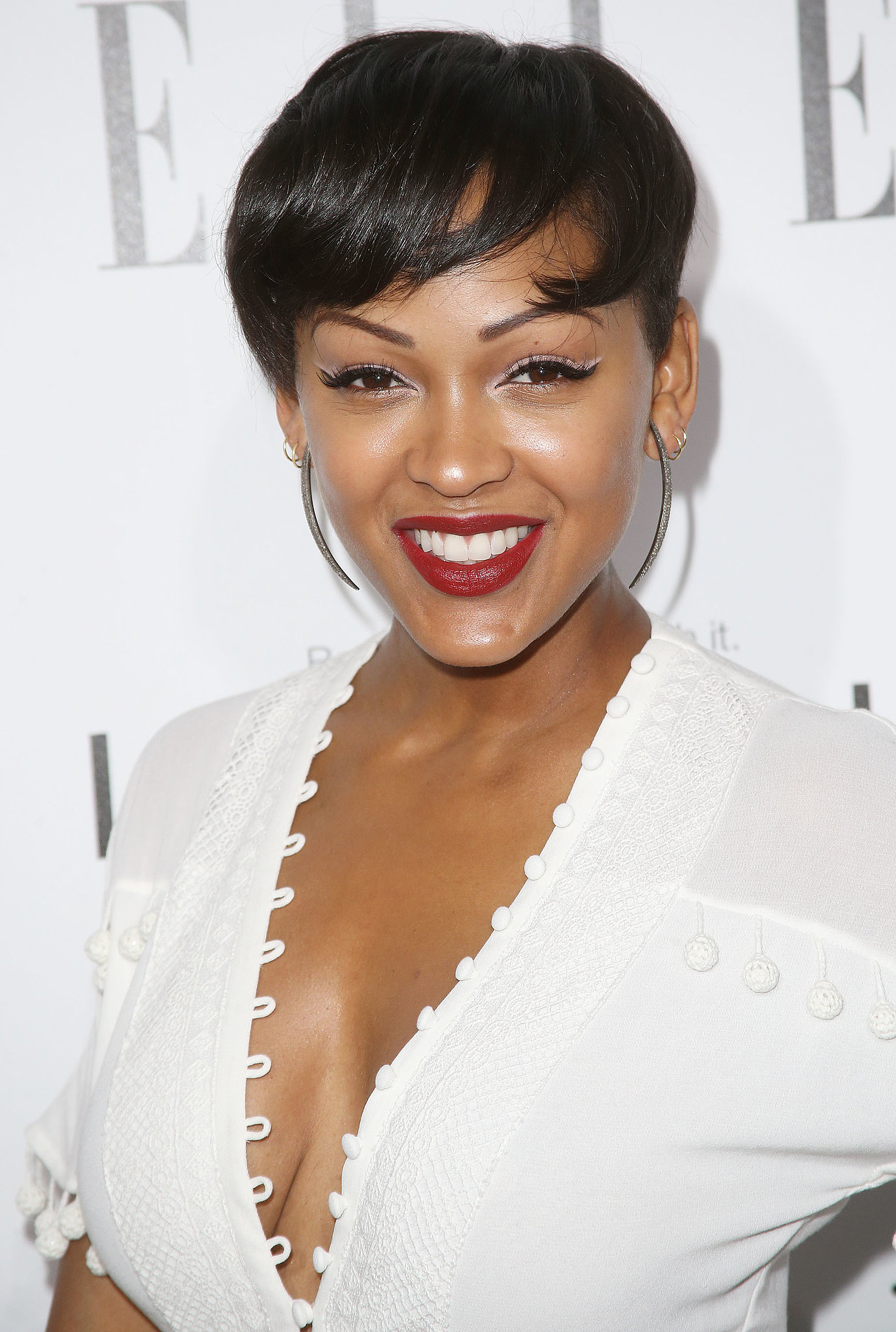 Images Of Meagan Good Short Hairstyles Short Hairstyles For Women