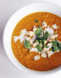 Lunch and Dinner: Coconut Curry Butternut Squash Soup