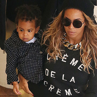 Beyonce and Blue Ivy in Melbourne 2013