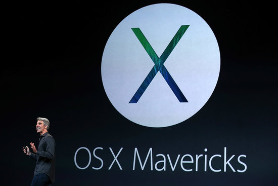Cats No More: Meet the New Mac OS X Mavericks