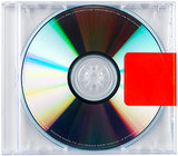 """On June 18, Kanye dropped his sixth studio album, Yeezus. The intense and ego-baring project featured provocative song titles, like """"I Am a God,"""" and memorable lines, including """"hurry up with my damn croissant."""" It debuted at number one on the Billboard charts."""