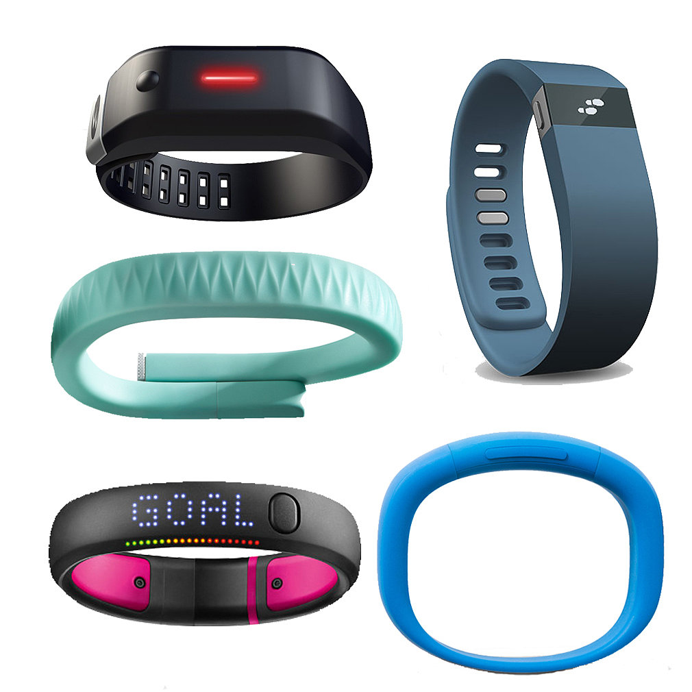 Fitness Bands Comparison Chart: Anybody Here Use Fitness Bracelets? Nike Fuelband, Jawbone