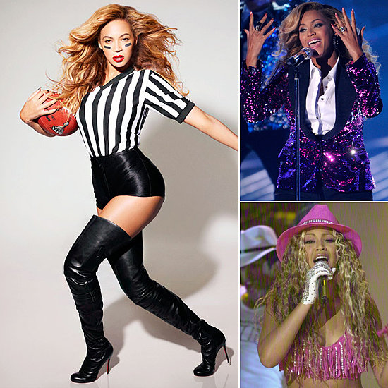 Run the World as Beyoncé This Halloween