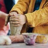 Make or Paint Pottery