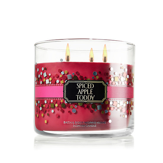 Know someone who doesn't have a head for fruity fragrances? Bath & Body Works's Spiced Apple Toddy ($20) will be the perfect addition to their home.