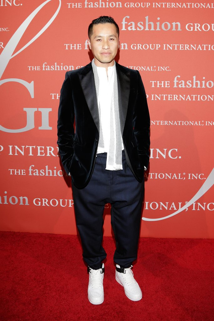 Designer Phillip Lim also attended the event.